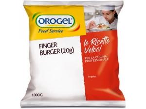 Orogel finger burger kg 1