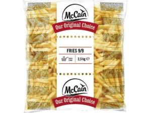 Mc cain  patate stick  original 9/9 mm kg 2,5
