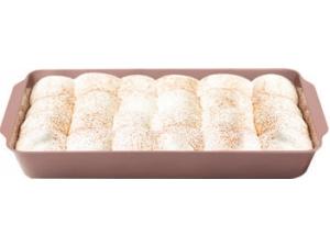Donatella profiteroles • cioccolato bianco • cioccolato kg 1,2