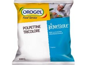 Orogel polpettine tricolore kg 1