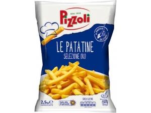 Pizzoli  le patatine  selezione oro kg 2,5