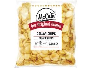 Mc cain dollar chips kg 2,5