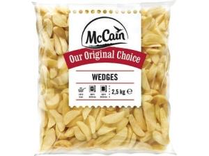 Mc cain patate a spicchi wedges skin-off kg 2,5