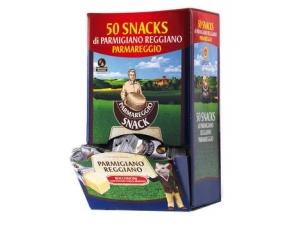 PARMAREGGIO snacks di parmigiano reggiano   gr 20 x 50