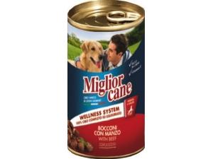 Miglior cane  bocconi vari gusti KG 1,25