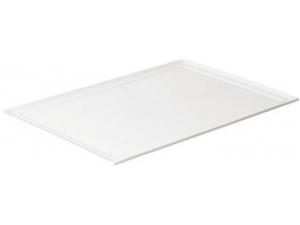 Table top vassoio rettangolare  in porcellana cm 30 x 20 x 1