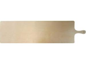 Bisetti tagliere pizza rettangolare con manico cm 72x18