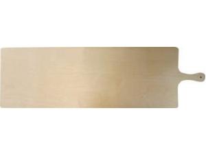 Bisetti tagliere pizza rettangolare con manico cm 72 x 30