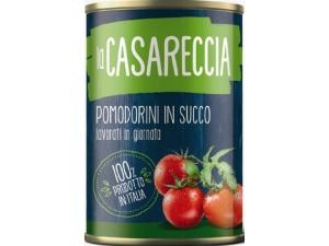 LA CASARECCIA  pomodorini a strappo gr 400