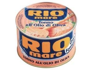 Rio mare  tonno all'olio di oliva gr 240