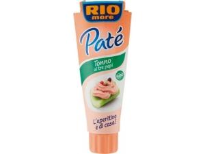 Rio mare patè  varie ricette  in tubo gr 100