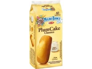 Mulino bianco  plumcake classico pz 10 gr 330