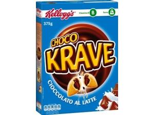 Kellogg's   choco krave   • classico • al latte gr 375