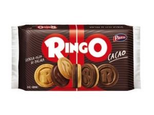 Pavesi ringo  confezione famiglia • cacao • vaniglia gr 330 • nocciola gr 310