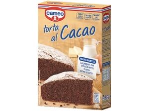 Cameo torta • cacao gr 448 • margherita gr 428