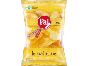 Pai  patatine gr 300