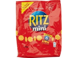 Saiwa  mini ritz crackers  multipack 6 bustine gr 240
