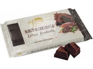 Wal cor blocco di cioccolato fondente kg 1