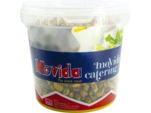 Movida pistacchi sgusciati in secchiello kg 1