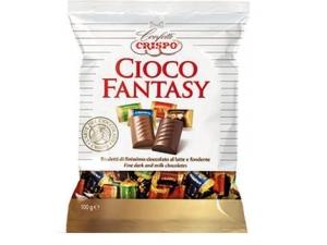 Crispo • gianduiotti • cioco fantasy gr 100