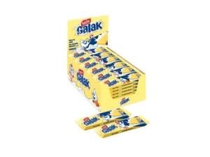Nestlè galak tavoletta di cioccolato bianco • classica gr 40 • cereali gr 35