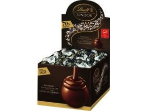 Lindt   lindor boules  • latte • extra fondente • fondente • bianco • 70% • cacao • pistacchio pz 96