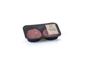 Hamburger di chianina in atm x 2 - gr 400