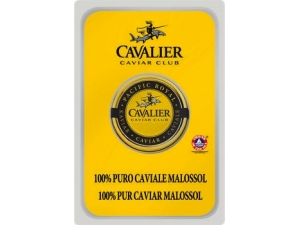 Cavalier caviar pacific royal gr 10