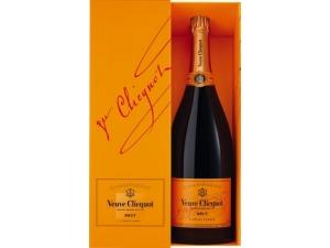 VEUVE CLICQUOT  champagne magnum astucciato lt 1,5