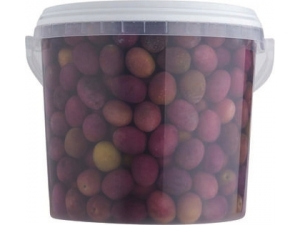 Miraglia olive nere grecia kg 3,5