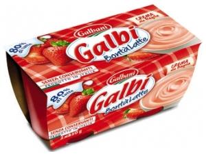 Galbani galbi bontà latte vari gusti  gr 110 x 2