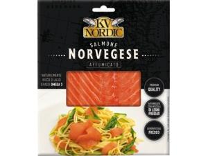Kv nordic  salmone norvegese affumicato gr 50