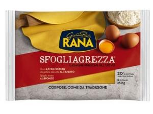 Rana  la sfogliagrezza lasagne  fresche all'uovo  gr 250