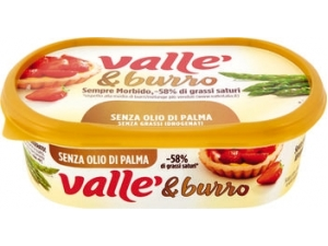Vallè  & burro  gr 250