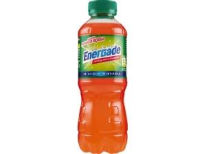 ENERGADE • limone • arancia • arancia rossa • frutti rossi e goji cl 50