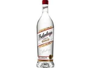 Belenkaya vodka gold lt 1