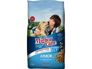 Miglior cane   crocchette   • junior pollo  • mini manzo  kg 1,5
