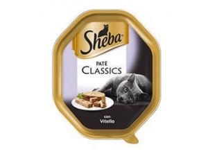 Sheba  patè per gatto  vari gusti  gr 85