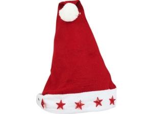 Cappello rosso con stelle luminose cm 45