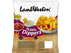 Lamb weston patate dippers kg 2,5