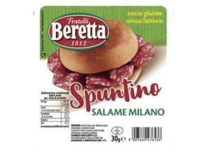 Beretta spuntino salame  • milano • ungherese gr 30