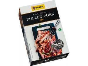 Tulip  spalla di maiale sfilacciato  pulled pork gr 550