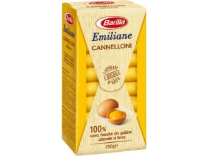 Barilla emiliane  cannelloni all'uovo gr 250