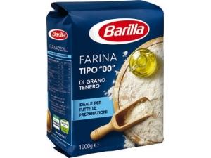 """Barilla  farina di grano tenero  tipo """"00""""  kg 1"""