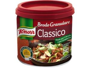 Knorr  brodo granulare varie ricette gr 150
