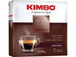 KIMBO caffè aroma italiano Gusto Deciso gr 250 x 2