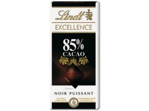 Lindt excellence  tavoletta di cioccolato  • 78% cacao • 85% cacao gr 100