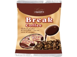 Crispo Break  • coffee • lemon • cointreau busta gr 90