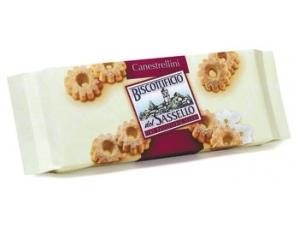 Biscottificio del sassello  canestrellini gr 135