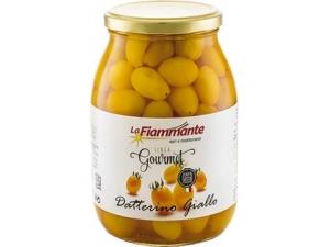 La fiammante datterino giallo intero al naturale kg 1